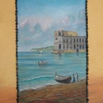 Revisiting Neapolitan Masters  - Acrylic on Canvas  24x36